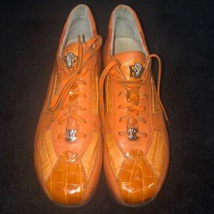 Fennix Orange Sneakers